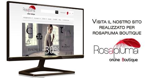 Buona Domenica con Rosapiuma Boutique