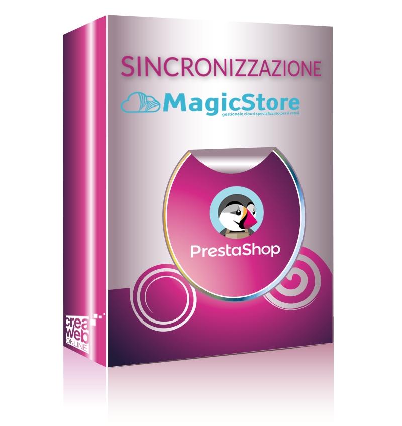 6024c40aa720 ... gestionale cloud specializzato in retail (Gestione dei Negozi di  Abbigliamento, Calzature, Sport Vendita Online) con il vostro E-commerce di  Prestashop.